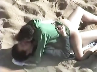 Romantic Beach Cock Riding 5