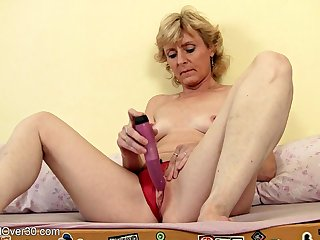 Mistresses toying with small dick