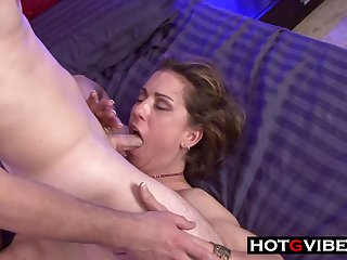 Horny Mom Jumps On Will not hear of Sons Cock