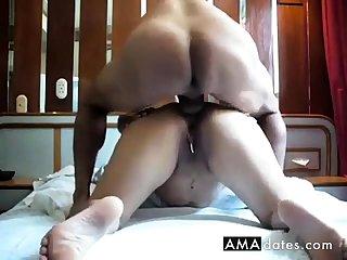 Indian anal slamming