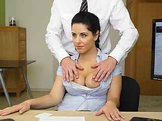 LOAN4K. Caught is get off on money so why she takes her...
