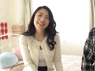 Rearmost Japanese girl in Wild JAV clip strength of character enslaves your mind