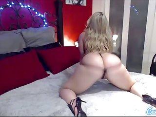 CamSoda - Alexis Texas bedroom Masturbation Big Ass