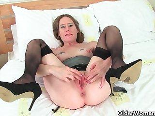 An older woman means fun attaching 166