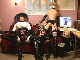 Imposing xxx video shemale Solo Trans extreme you've seen