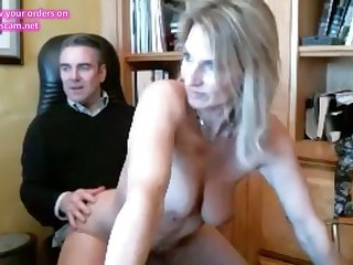 milf fucked by hung dad in the first place cam - part 2