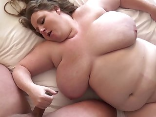 Full-Breasted Housewife Bitch Sapphires Last Scene  - chunky breasts