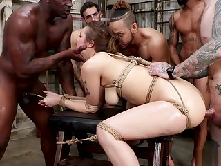 Anal, Bdsm, Bus, Fetish, Group, Interracial
