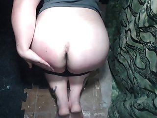 My wife has an amazing bottom and she likes to haughtiness her delicious ass