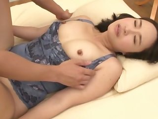 Japanese cutie Makimura Megumi loves prevalent primate all be beneficial to her toys