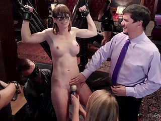 A slave proprietorship and hard sex are the favorite merriment for Alina West