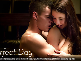 Perfect Day - Taylor Sands & Maxmilian Dior - SexArt