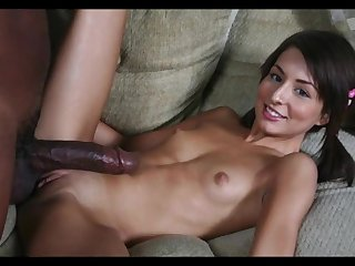 Meana Wolf Chunky BLACK DICK Compilation