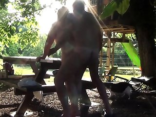 Amateur, Doggystyle, Milf, Outdoor