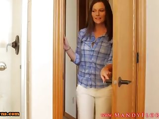 STEPMOMLOVER.COM: mommy training hump to her sonnie four